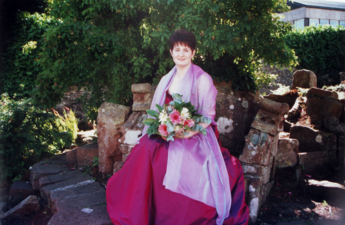 Ingrid - my beautiful brave friend who lost her batle to breast cancer 4 yrs ago today.